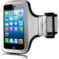 BasAcc White Arm Band for Apple iPhone 5