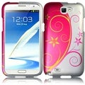BasAcc Beauty Swirl Case for Samsung Galaxy S Note 2 N7100