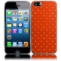 BasAcc Orange Diamond Case for Apple iPhone 5