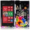 BasAcc Chromatic Flower Case for Nokia Lumia 928