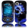 BasAcc Blue Skull for Samsung Strive A687