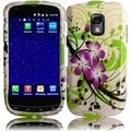 BasAcc Green Lily Case for Samsung Galaxy S Lightray 4G R940