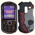 BasAcc Skull Face Diamond Case for the Samsung Messenger 3 R570