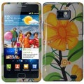 BasAcc Yellow Flower Case for Samsung Galaxy S 2 II/ i9100 Attain i777