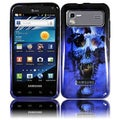 BasAcc Blue Skull Case for Samsung Captivate Glide i927