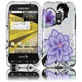 BasAcc Violet Lily Case for Samsung Galaxy Attain 4G R920
