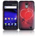 BasAcc Heart On Stars Case for Samsung Galaxy S II Skyrocket i727