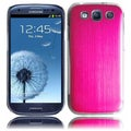 BasAcc Hot Pink Case for Samsung Galaxy S3 i9300/ i747/ L710/ T999