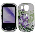 BasAcc Green Lily Case for Samsung Flight A797