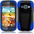 BasAcc Black/ Blue Case with Stand for Samsung Galaxy Ring M840