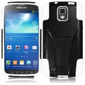 BasAcc Black/ White Case with Stand for Samsung Galaxy S4 Active i537