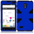 BasAcc Blue/ Black Case for LG Optimus L9 P769/ MS769