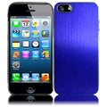BasAcc Dark Blue Metal Case for Apple iPhone 5
