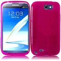 BasAcc Hot Pink TPU Case for Samsung Galaxy Note 2 N7100