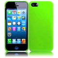 BasAcc Neon Green Shiny Case for Apple iPhone 5