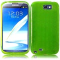 BasAcc Neon Green TPU Case for Samsung Galaxy Note 2 N7100