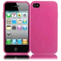BasAcc White/ Hot Pink TPU Case for Apple iPhone 4/ 4S