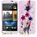 BasAcc Elite Flower Case for HTC One M7