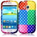 BasAcc Colorful Polka Case for Samsung Galaxy S III Mini i8190