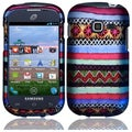 BasAcc Colorful Indian Pattern Case for Samsung Galaxy Centura S738C