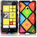 BasAcc Colorful Frame Tribal Case for Nokia Lumia 521