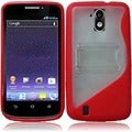 BasAcc TPU Case with Stand for ZTE Force N9100