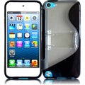 BasAcc TPU Case with Stand for Apple iPod Touch 5