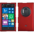 BasAcc Titanium Solid Red Case for Nokia 1020/ Lumia 1020