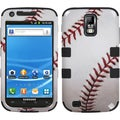 BasAcc Baseball/ Black TUFF Case for Samsung T989 Galaxy S II