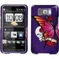 BasAcc Best Friend/ Purple Phone Case for HTC HD2