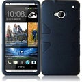 BasAcc Black/ Black Case for HTC One M7