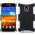 BasAcc Black/ White Car Armor Stand Case for Samsung� Epic 4G Touch