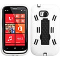 BasAcc Black/ White Symbiosis Stand Case for Nokia 822 Lumia