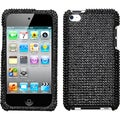 BasAcc Black Diamante Case For Apple� iPod Touch Generation 4