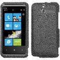 BasAcc Black/ Diamante Case for HTC Arrive