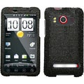 BasAcc Black/ Diamante Case for HTC EVO 4G