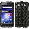 BasAcc Black/ Diamante Case for Huawei M886 Mercury