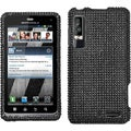 BasAcc Black/ Diamante Case for Motorola XT862 Droid 3