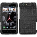 BasAcc Black Diamante Case for Motorola XT912 Droid Razr