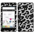 BasAcc Black Leopard/ Black TUFF Hybrid Case for LG P769 Optimus L9