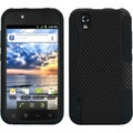 BasAcc Black/ Black Astronoot Phone Case for LG LS855 Marquee