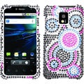 BasAcc Bubble Diamante Protector Case For LG P999 G2X