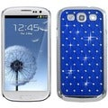 BasAcc Dark Blue/ Silver/ Diamond Case for Samsung Galaxy S III/ 3
