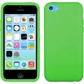 BasAcc Dark Green Solid Skin Case for Apple iPhone 5C