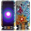 BasAcc Diamond Case for HTC Droid Incredible 4G LTE 6410 Fireball
