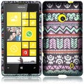 BasAcc Elegant Aztec Case for Nokia Lumia 521