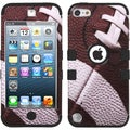 BasAcc Football/ Black TUFF Case for Apple iPod Touch 5