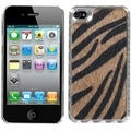 BasAcc Gold/ Silver Plate/ Alloy/ Wool Case for Apple iPhone 4S/ 4