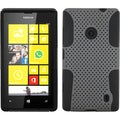 BasAcc Grey/ Black Astronoot Case for Nokia Lumia 520