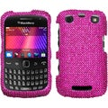 BasAcc Hot Pink Diamond Case for Blackberry Curve 9350/ 9360/ 9370
